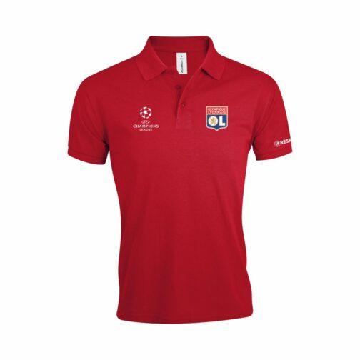 Lyon Polo Majica U Crvenoj Boji