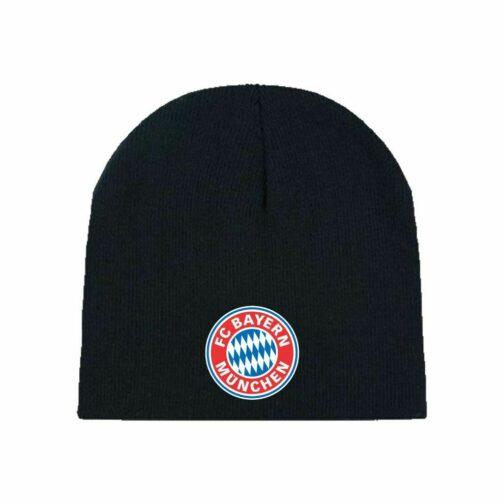 Bayern Munchen Kapa Za Zimu U Crnoj Boji