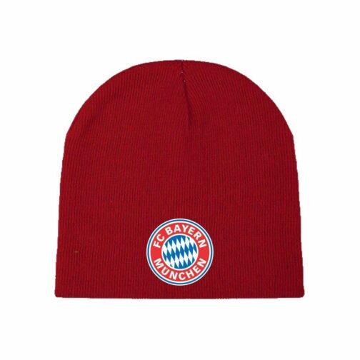 Bayern Munchen Kapa Za Zimu U Crvenoj Boji