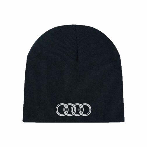 Audi Kapa Za Zimu U Crnoj Boji