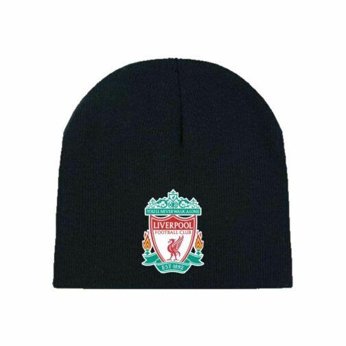 Liverpool Kapa Za Zimu U Crnoj Boji