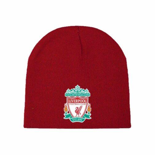 Liverpool Kapa Za Zimu U Crvenoj Boji