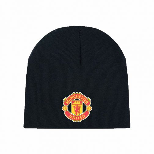 Manchester United Kapa Za Zimu U Crnoj Boji