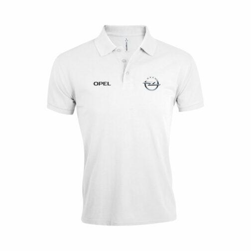 Opel Polo Majica U Beloj Boji
