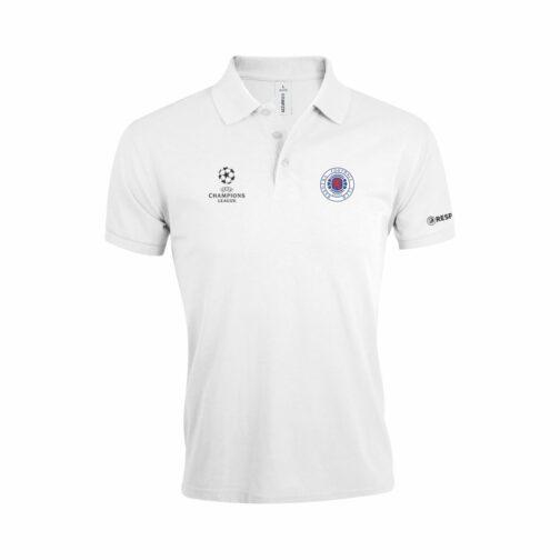 Rangers Polo Majica U Beloj Boji