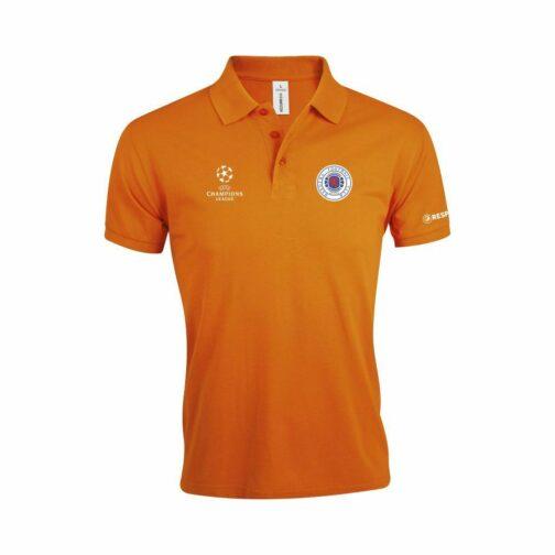Rangers Polo Majica U Narandžastoj Boji