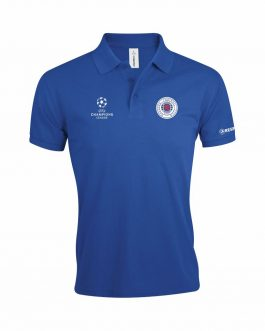 Rangers Polo Majica Champions League
