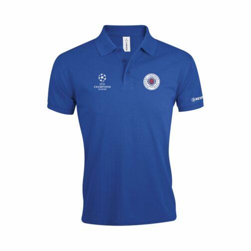 Rangers Polo Majica U Plavoj Boji