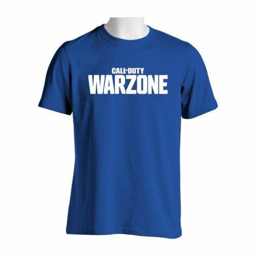 Majica plave boje sa printom Call Of Duty