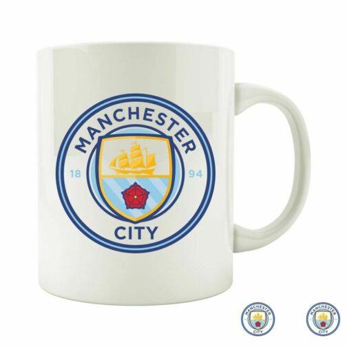 Šolja Sa Grbom Fudbalskog Kluba Manchester City