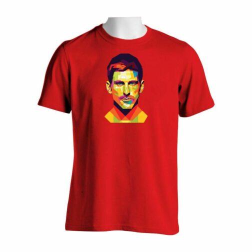Novak Djokovic Glava Majica U Crvenoj Boji