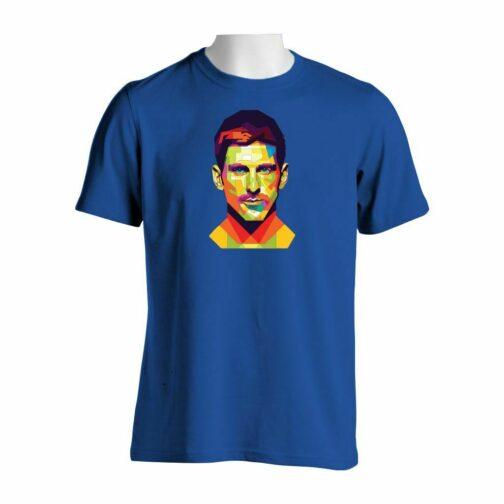 Novak Djokovic Glava Majica U Plavoj Boji