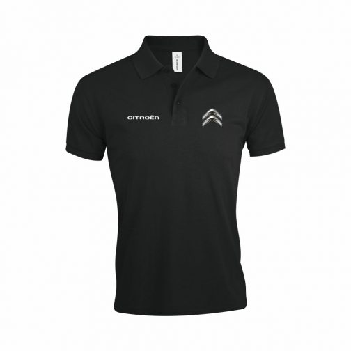 Citroen Polo Majica U Crnoj Boji