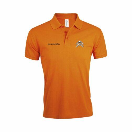 Citroen Polo Majica U Narandžastoj Boji