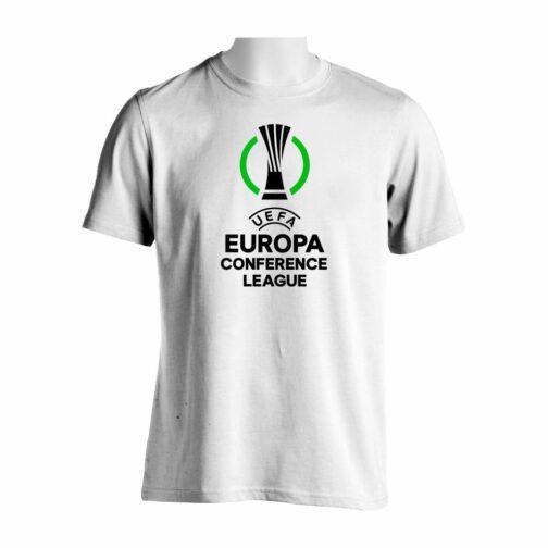 Liga Konferencija Majica U Beloj Boji
