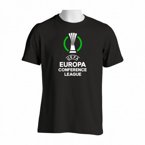 Liga Konferencija Majica U Crnoj Boji