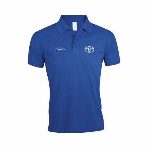 Toyota Polo Majica U Plavoj Boji