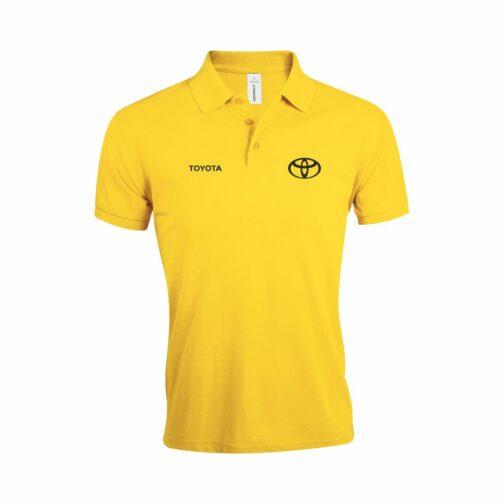 Toyota Polo Majica U Žutoj Boji