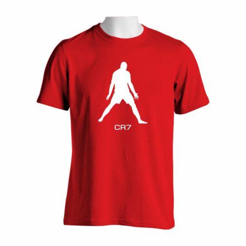 CR7 Majica U Crvenoj Boji