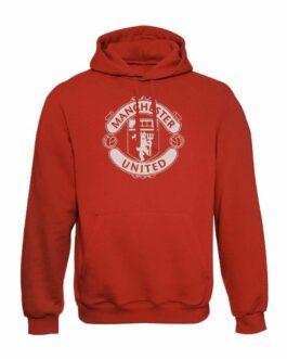 Manchester United Veliki Grb Crte Duks Sa Kapuljačom